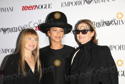 Amy Astley, Lisa Love, Zendaya Coleman, Zendaya Photo - LOS ANGELES - SEP 26:  Amy Astley, Zendaya Coleman, Lisa Love at the 12th Annual Teen Vogue Young Hollywood Party at Emporio Armani on September 26, 2014 in Beverly Hills, CA