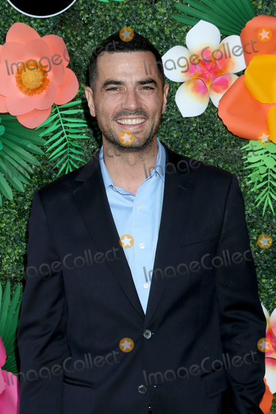 ANTONIO CUPO Photo - LOS ANGELES - MAY 20:  Antonio Cupo at the Lifetime TV Summer Luau at the W Hotel on May 20, 2019 in Westwood, CA