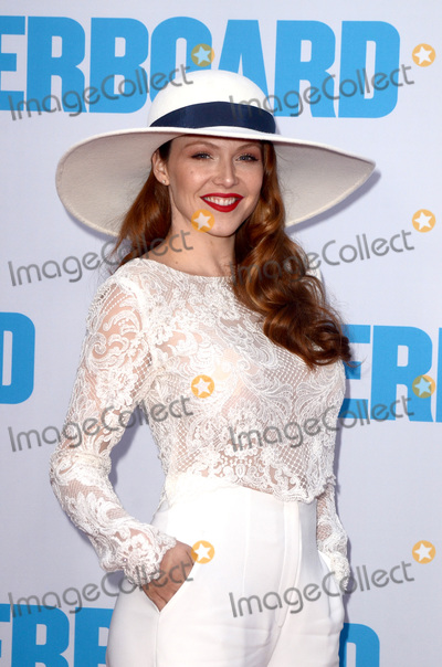 """Angie Larocque Photo - LOS ANGELES - APR 30:  Angie Larocque at the """"Overboard"""" Los Angeles Premiere at the Village Theater on April 30, 2018 in Westwood, CA"""