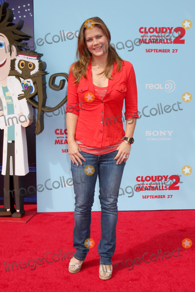 """Alison Sweeney Photo - LOS ANGELES - SEP 21:  Alison Sweeney at the """"Cloudy With A Chance of Meatballs 2"""" Los Angeles Premiere at Village Theater on September 21, 2013 in Westwood, CA"""