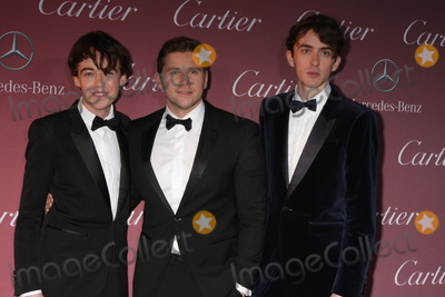 Matthew Beard, Allen Leech, Alex Lawther Photo - LOS ANGELES - JAN 3:  Alex Lawther, Allen Leech, Matthew Beard at the Palm Springs Film Festival Gala at a Convention Center on January 3, 2014 in Palm Springs, CA