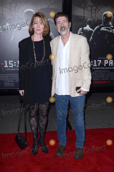 "Jim Piddock, Ann Cusack Photo - LOS ANGELES - FEB 5:  Ann Cusack, Jim Piddock at the ""The 15:17 To Paris"" World Premiere at the Warner Brothers Studio on February 5, 2018 in Burbank, CA"