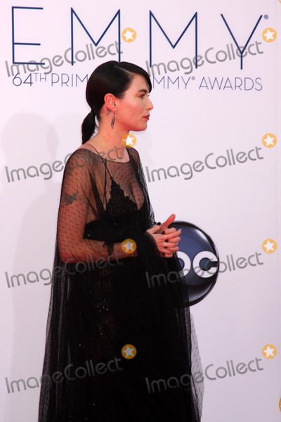 Lena Headey Photo - LOS ANGELES - SEP 23:  Lena Headey arrives at the 2012 Emmy Awards at Nokia Theater on September 23, 2012 in Los Angeles, CA