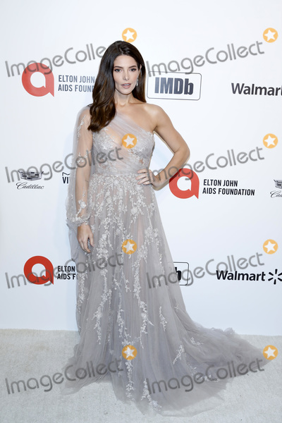 Ashley Greene, Elton John, ASHLEY GREEN Photo - LOS ANGELES - FEB 9:  Ashley Greene at the 28th Elton John Aids Foundation Viewing Party at the West Hollywood Park on February 9, 2020 in West Hollywood, CA