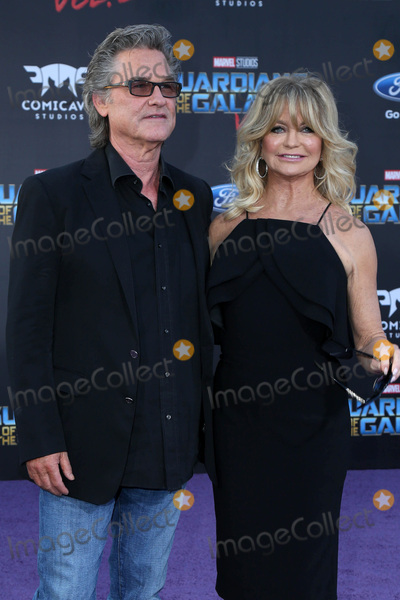 """Goldie, Goldie Hawn, Kurt Russell, KURT RUSSEL Photo - LOS ANGELES - APR 19:  Kurt Russell, Goldie Hawn at the """"Guardians of the Galaxy Vol. 2"""" Los Angeles Premiere at the Dolby Theater on April 19, 2017 in Los Angeles, CA"""