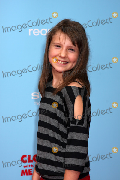 """Photo - LOS ANGELES - SEP 21:  Alina Foley at the """"Cloudy With A Chance of Meatballs 2"""" Los Angeles Premiere at Village Theater on September 21, 2013 in Westwood, CA"""