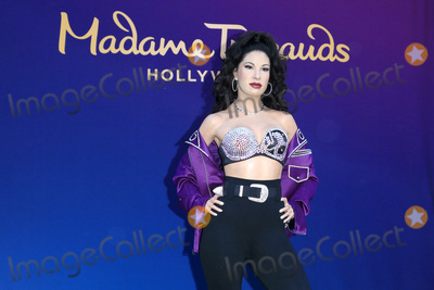 Photo - LOS ANGELES - AUG 30:  Selena Quintanilla Wax Figure at the Selena Quintanilla Wax Figure Unveiling at the Madame Tussauds Hollywood on August 30, 2016 in Los Angeles, CA
