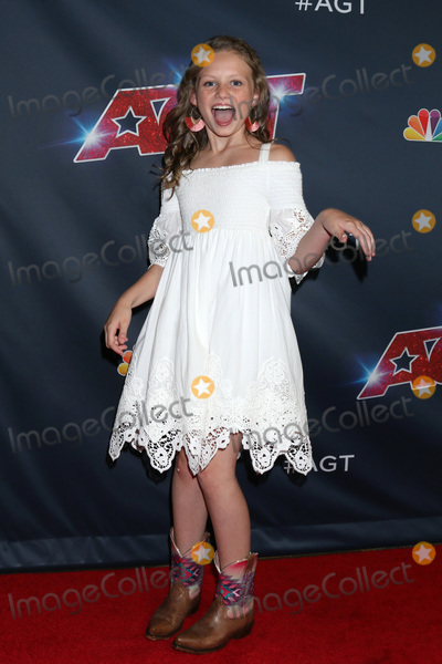 "Ansley Burns Photo - LOS ANGELES - SEP 3:  Ansley Burns at the ""America's Got Talent"" Season 14 Live Show Red Carpet at the Dolby Theater on September 3, 2019 in Los Angeles, CA"