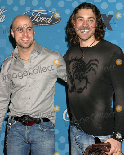 Ace Young, Chris Daughtry, Daughtry Photo - Chris DaughtryAce YoungAmerican Idol Top 12 Party Astra West ResturantW Hollywood, CAMarch 9, 2006