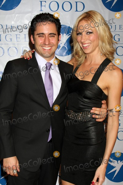 Deborah Gibson, John Lloyd, John Lloyd Young, Howard Fine, John Young Photo - John Lloyd Young & Deborah Gibsonarriving at the  5th Annual inCONCERT To Benefit Project Angel FoodHoward Fine TheaterLos Angeles,  CAOctober 17, 2009