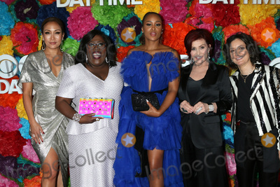 Carrie Ann Inaba, Eve, Sara Gilbert, Sharon Osbourne, Sheryl Underwood Photo - LOS ANGELES - MAY 5:  Carrie Ann Inaba, Sheryl Underwood, Eve, Sharon Osbourne, Sara Gilbert at the 2019 CBS Daytime Emmy After Party at Pasadena Convention Center on May 5, 2019 in Pasadena, CA