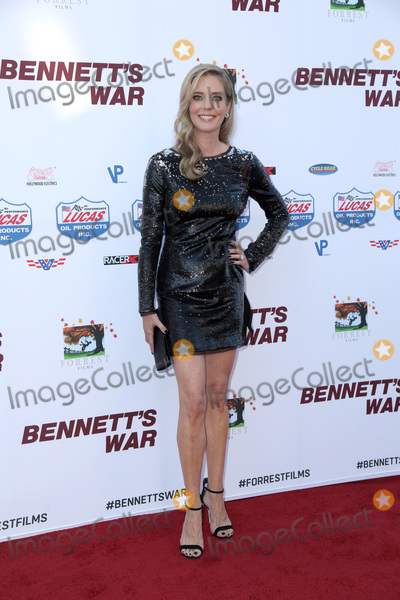 """Christina Moore Photo - LOS ANGELES - AUG 13:  Christina Moore at the """"Bennett's War"""" Los Angeles Premiere at the Warner Brothers Studios on August 13, 2019 in Burbank, CA"""