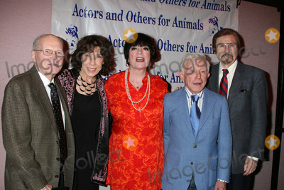 Arte Johnson, Carol Channing, Gary Owens, Jo Anne Worley, Lily Tomlin, Jo Ann Worley, Gary Owen, The Actor Photo - ?, Lily Tomlin, Jo Anne Worley, Arte  Johnson, and Gary Owens at  the Actors & Others for Animals Roast of Carol Channing at the Universal Hilton Hotel in Los Angeles, CA on November 15, 2008