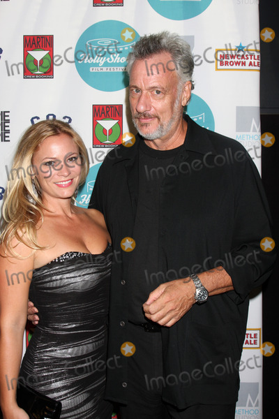 Hollies, John De Lancie, Amy Hedrick Photo - LOS ANGELES - AUG 15:  Amy Hedrick, John de Lancie at the 9th Annual HollyShorts Film Festival Opening Night at the TCL Chinese 6 Theaters on August 15, 2013 in Los Angeles, CA
