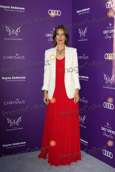 Anna Getty Photo - LOS ANGELES - JUN 9:  Anna Getty arriving at 11th Annual Chrysalis Butterfly Ball at Private Residence on June 9, 2012 in Los Angeles, CA