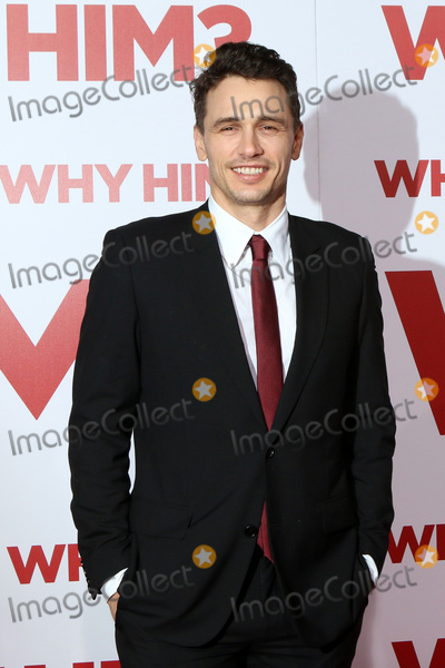"James Franco Photo - LOS ANGELES - DEC 17:  James Franco at the ""Why Him?"" Premiere at Bruin Theater on December 17, 2016 in Westwood, CA"