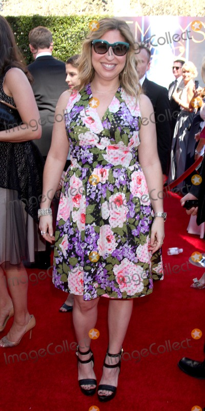 Amy Zvi Photo - LOS ANGELES - AUG 16:  Amy Zvi at the 2014 Creative Emmy Awards - Arrivals at Nokia Theater on August 16, 2014 in Los Angeles, CA