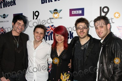 Adam Lambert, Allison Iraheta, Danny Gokey, Kris Allen, Matt Giraud Photo - Adam Lambert, Kris Allen, Allison Iraheta, Danny Gokey, and Matt Giraud arriving at the Brit Week 2009 Reception  on April 23 ,2009 at the British Counsel General's Official Residence in Los Angeles, California.