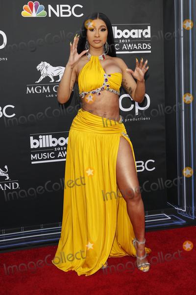 Cardi B., Cardi B Photo - LAS VEGAS - MAY 1:  Cardi B at the 2019 Billboard Music Awards at MGM Grand Garden Arena on May 1, 2019 in Las Vegas, NV