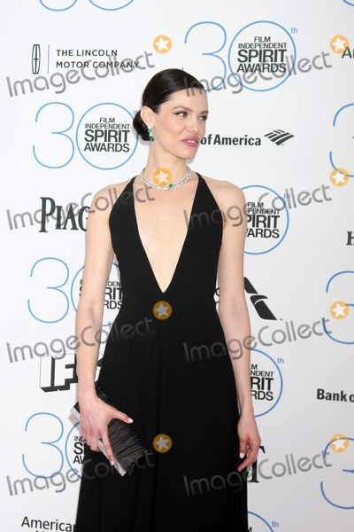 Alizee Gaillard Photo - LOS ANGELES - FEB 21:  Alizee Gaillard at the 30th Film Independent Spirit Awards at a tent on the beach on February 21, 2015 in Santa Monica, CA
