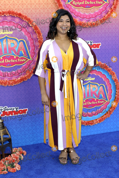 """Aarti Sequeira Photo - LOS ANGELES - MAR 7:  Aarti Sequeira at the Premiere Of Disney Junior's """"Mira, Royal Detective"""" at the Disney Studios on March 7, 2020 in Burbank, CA"""