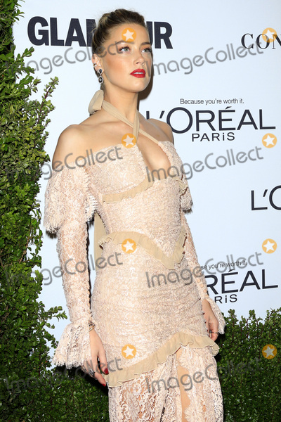 Amber Heard Photo - LOS ANGELES - NOV 14:  Amber Heard at the Glamour Women Of The Year 2016 at NeueHouse Hollywood on November 14, 2016 in Los Angeles, CA