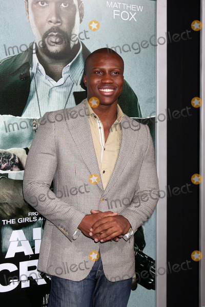 "Amadou Ly Photo - LOS ANGELES - OCT 15:  Amadou Ly arrives at the ""Alex Cross"" Premiere at ArcLight Cinemas Cinerama Dome on October 15, 2012 in Los Angeles, CA"