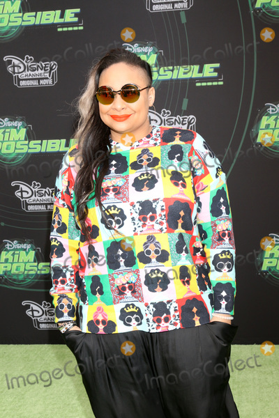 """Raven, Raven Symone, Raven- Symone, Raven-Symone Photo - LOS ANGELES - FEB 12:  Raven-Symone at the """"Kim Possible"""" Premiere Screening at the TV Academy on February 12, 2019 in Los Angeles, CA"""