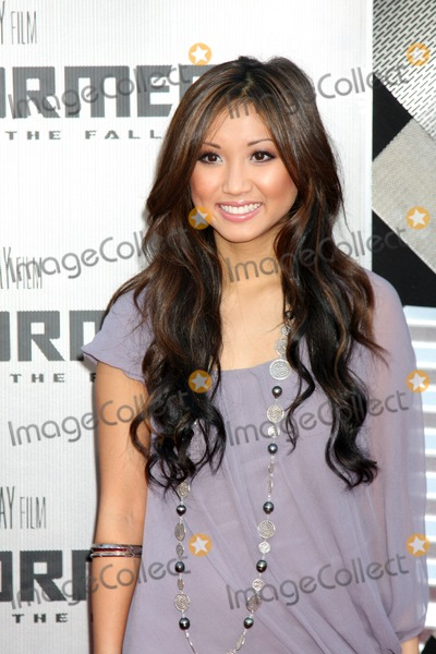 """Brenda Song, The Fallen Photo - Brenda Song arriving at the """"Transformers: Revenge of the Fallen"""" Premiere at the Mann's Village Theater in Westwood, CA  on June 22, 2009."""