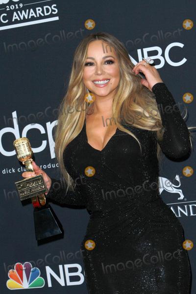 Mariah Carey Photo - LAS VEGAS - MAY 1:  Mariah Carey at the 2019 Billboard Music Awards at MGM Grand Garden Arena on May 1, 2019 in Las Vegas, NV