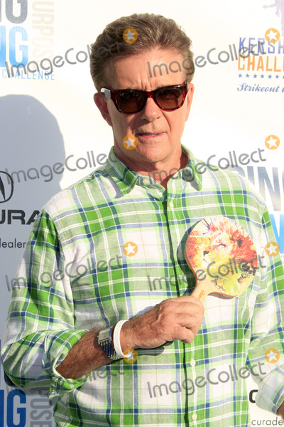 Alan Thicke, Clayton Kershaw Photo - LOS ANGELES - JUL 30:  Alan Thicke at the Clayton Kershaw's 3rd Annual Ping Pong 4 Purpose at the Dodger Stadium on July 30, 2015in Los Angeles, CA