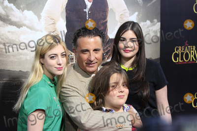 """Andy Garcia Photo - LOS ANGELES - MAY 31:  Andy Garcia, family arriving at the """"For Greater Glory"""" Premiere at AMPAS Theater on May 31, 2012 in Beverly Hills, CA"""