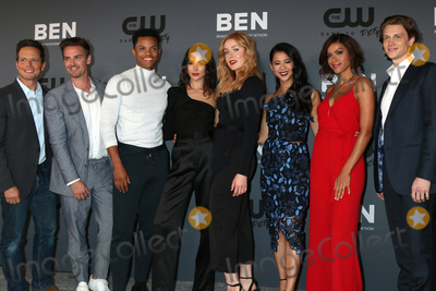 Kennedy, Riley Smith, Saxon, Scott Wolf, Leah Lewis, Maddison Jaizani, Alex Saxon, Alvina August Photo - LOS ANGELES - AUG 4:  Scott Wolf, Riley Smith, Tunji Kasim, Maddison Jaizani, Kennedy McMann, Leah Lewis, Alvina August, Alex Saxon at the CW's Summer TCA All-Star Party at the Beverly Hilton Hotel on August 4, 2019 in Beverly Hills, CA