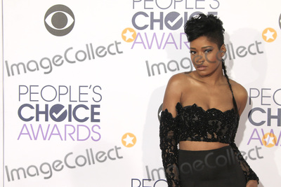 Keke Palmer Photo - LOS ANGELES - JAN 6:  Keke Palmer at the Peoples Choice Awards 2016 - Arrivals at the Microsoft Theatre L.A. Live on January 6, 2016 in Los Angeles, CA