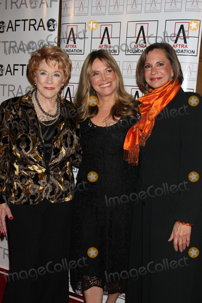 Jeanne Cooper, Jess Walton, Maria Bell, Anna Maria Perez de Taglé Photo - Jeanne Cooper, Maria Arena Bell, & Jess Walton arriving at the AFTRA Media & Entertainment Excellence Awards (AMEES) at the Biltmore Hotel in Los Angeles , CA on  March, 9 2009
