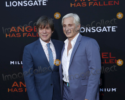 """David Meister, Alan Siegel Photo - LOS ANGELES - AUG 21:  Alan Siegel, David Meister at the """"Angel Has Fallen"""" Premiere at the Village Theater on August 21, 2019 in Westwood, CA"""