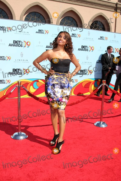 Alesha Renee Photo - Alesha Renee  arriving at  the BET Awards 2009 at the Shrine Auditorium in Los Angeles, CA on June 28, 2009