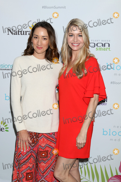 Bree Turner, Jamie Anderson, Bloom Summit Photo - LOS ANGELES - JUN 1:  Bree Turner, Jamie Anderson at the 2nd Annual Bloom Summit at the Beverly Hilton Hotel on June 1, 2019 in Beverly Hills, CA