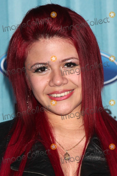 Allison Iraheta Photo - Allison Iraheta  arriving at the American idol Top 13 Party at AREA in Los Angeles, CA  on