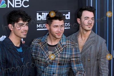 Joe Jonas, Jona, Jonas Brothers, Kevin Jonas, Nick Jonas Photo - LAS VEGAS - MAY 1:  Joe Jonas, Nick Jonas, Kevin Jonas, Jonas Brothers at the 2019 Billboard Music Awards at MGM Grand Garden Arena on May 1, 2019 in Las Vegas, NV