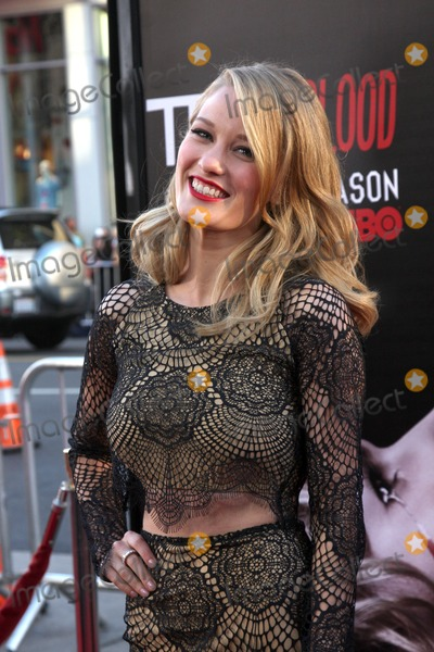 "Ashley Hinshaw Photo - LOS ANGELES - JUN 17:  Ashley Hinshaw at the HBO's ""True Blood"" Season 7 Premiere Screening at the TCL Chinese Theater on June 17, 2014 in Los Angeles, CA"
