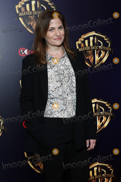 Andrea Berloff Photo - LAS VEGAS - APR 2:  Andrea Berloff at the 2019 CinemaCon - Warner Bros Photo Call at the Linwood Dunn Theater on April 2, 2019 in Las Vegas, NV