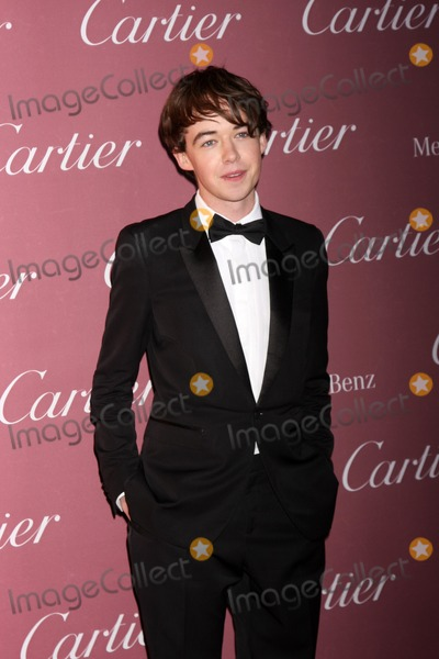Alex Lawther Photo - LOS ANGELES - JAN 3:  Alex Lawther at the Palm Springs Film Festival Gala at a Convention Center on January 3, 2014 in Palm Springs, CA