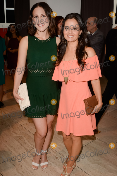 "Erin Krakow Photo - LOS ANGELES - AUG 1:  Erin Krakow, Danika McKellar at the ""Garage Sale Mystery"" Premiere Screening at the Paley Center for Media on August 1, 2017 in Beverly Hills, CA"