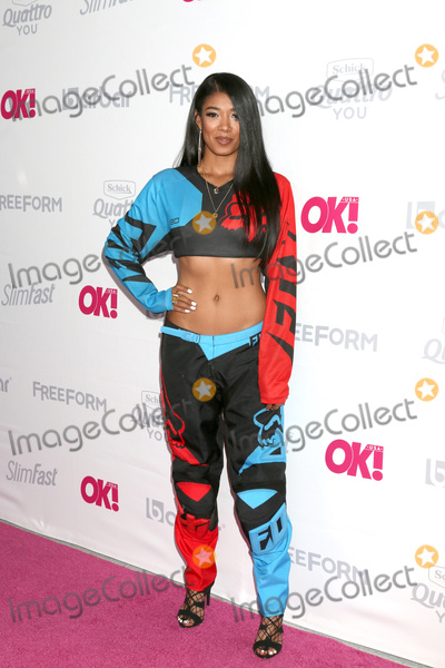 Akiko Photo - LOS ANGELES - MAY 17:  Mila J, aka Jamila Akiko Aba Chilombo at the OK! Magazine Summer Kick-Off Party at the W Hollywood Hotel on May 17, 2017 in Los Angeles, CA
