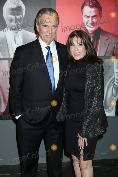 Eric Braeden, Kate Linder Photo - LOS ANGELES - FEB 7:  Eric Braeden and Kate Linder at the Eric Braeden 40th Anniversary Celebration on The Young and The Restless at the Television City on February 7, 2020 in Los Angeles, CA