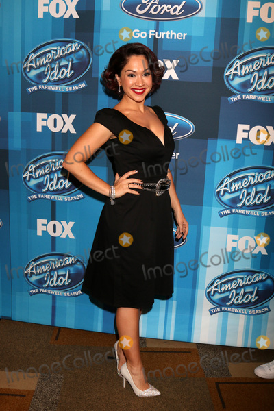 Diana De Garmo Photo - LOS ANGELES - APR 7:  Diana DeGarmo at the American Idol FINALE Arrivals at the Dolby Theater on April 7, 2016 in Los Angeles, CA