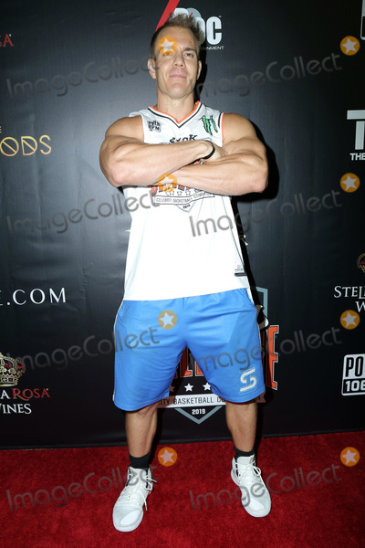 Photo - LOS ANGELES - JUL 8:  Chris Gronkowski at the Monster Energy $50K Charity Challenge Celebrity Basketball Game at the Pauley Pavillion on July 8, 2019 in Westwood, CA
