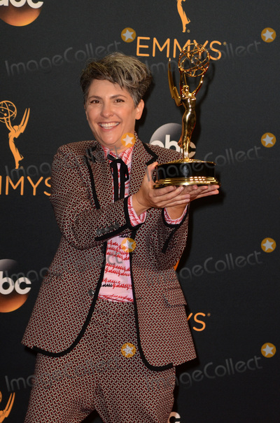 Jill Soloway Photo - LOS ANGELES - SEP 18:  Jill Soloway at the 2016 Primetime Emmy Awards - Press Room at the Microsoft Theater on September 18, 2016 in Los Angeles, CA