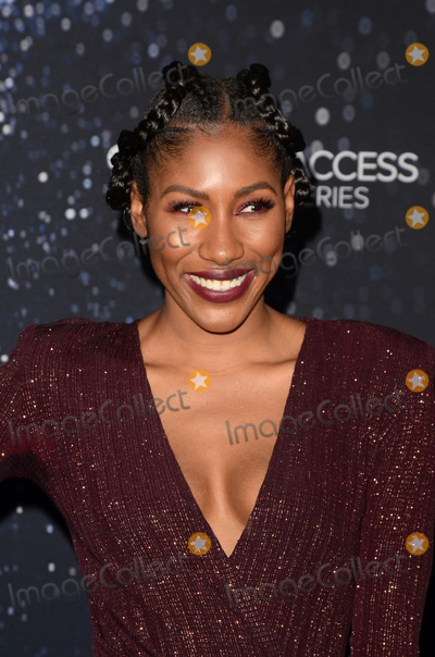 """Diarra Kilpatrick Photo - LOS ANGELES - MAR 26:  Diarra Kilpatrick at """"The Twilight Zone"""" Premiere at the Harmony Gold Theater on March 26, 2019 in Los Angeles, CA"""
